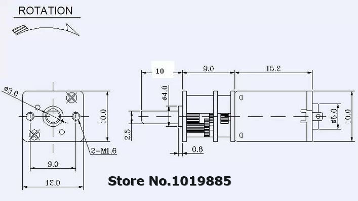 Wholesale 16pcs N20 12mm 3V 75 rpm Mini Micro Brushed DC Gear Motor on dc motor compressor, brushed dc motor diagram, ac motor diagram, brushless dc motor diagram, dc motor clutch, dc motor specifications sheet, dc motor braking circuit diagram, dc motor cable diagram, dc motor hookup diagrams, dc motor parts diagram, dc motor voltage, dc motor pinout, dc motor wiring connection, dc motor vehicles, traction motor diagram, dc switch diagram, dc motor plug, electric motor diagram, dc motor schematic diagram, wye motor connection diagram,