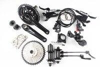 Shimano Deore M610 M615 3x10 2x10 speed kit bike bicycle MTB Groupset Group Set + I Spec B shifter + M615 brake + M615 hub