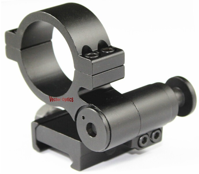 VO 30mm Flip Side Picatinny Mount Ring Acom 2