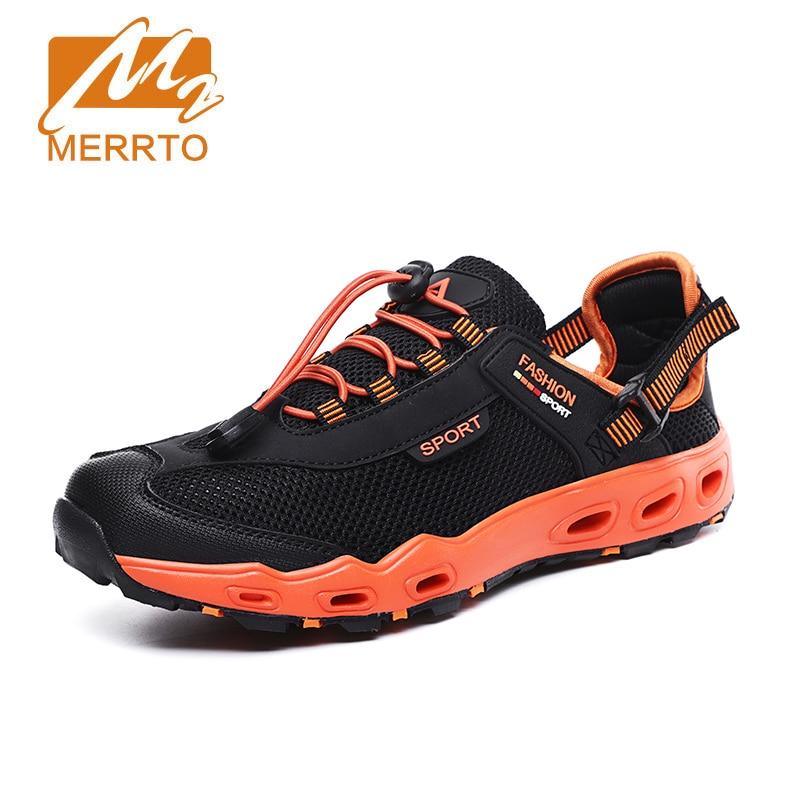 New Arrival Outdoor Aqua Shoes Sapatilhas Mulher Trekking Men Randonnee Scarpe Uomo Women Wading Upstream Breathable Mesh