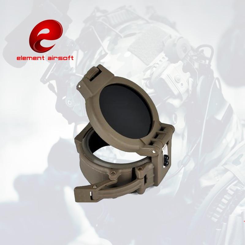 EX 197 Element Fm23 flashlight ir infrared filter for M971 Flashlight laser sight ir
