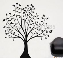 Beautiful Tree Wall Sticker Decal Ideal for Kids Room Baby Nursery Home Decor fashion Removable PVC custom made Poster