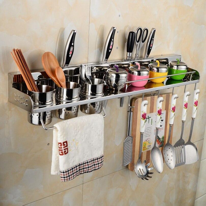 Kitchen Shelves Stainless Steel kitchen Holder & Storage kitchen Rack