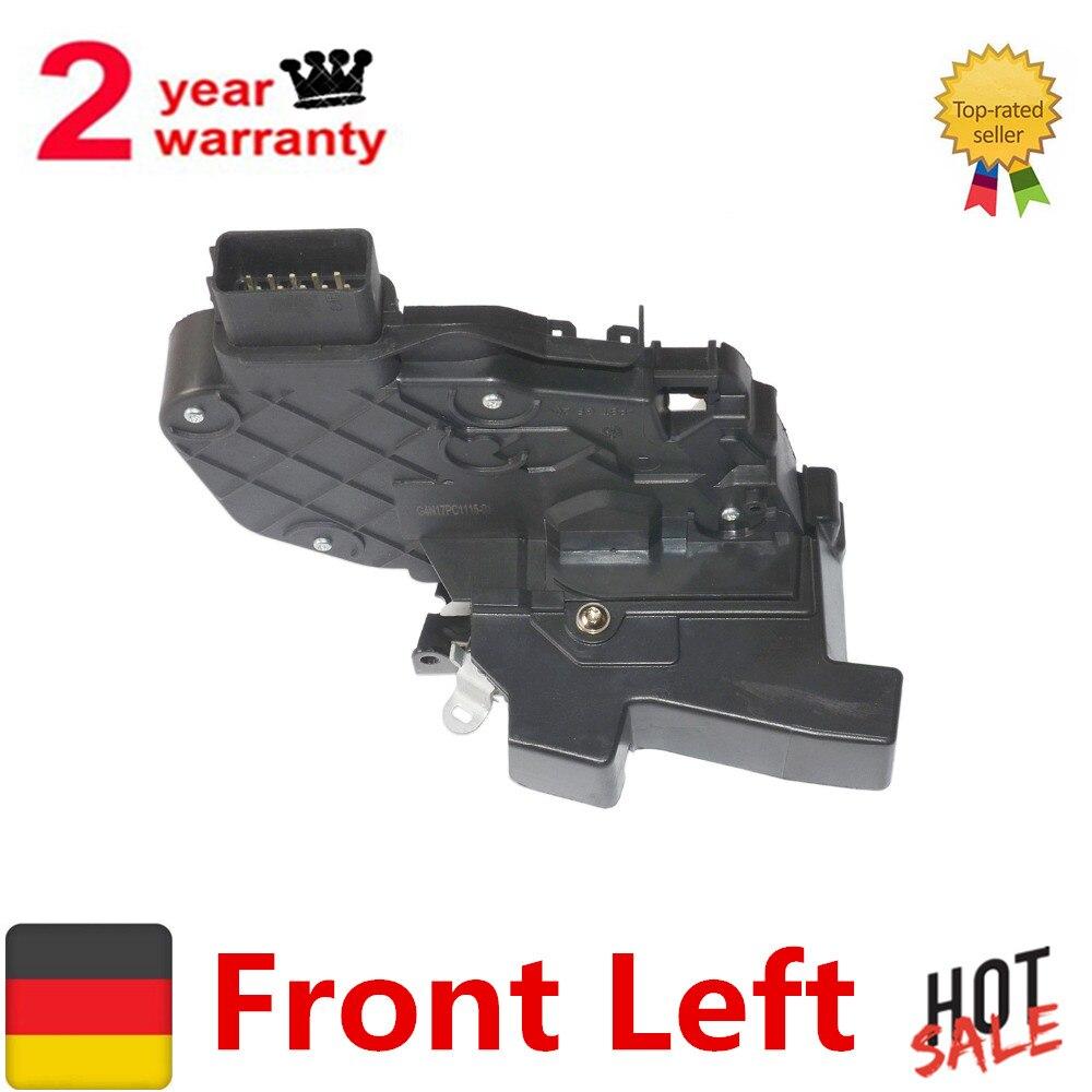 LR011277 LR091527 FQJ500430 FQJ000217 Front Left Door Lock Actuator FOR LAND ROVER Discovey MK3 MK4 Freelander 2