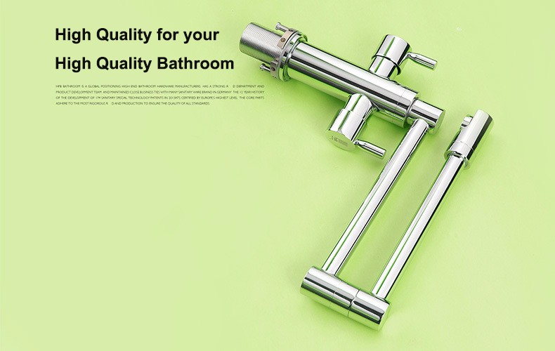 Wall mount kitchen faucet (17)