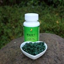 Натуральный не загрязняющий Анти-усталость потеря веса повышение-Иммунная Органическая Спирулина(купи 3 ПОЛУЧИ 1 бесплатно
