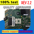 K52F Motherboard REV: 2 2 Für ASUS A52F X52F K52F Laptop motherboard K52F Mainboard K52F Motherboard test 100% OK|Motherboards|   -