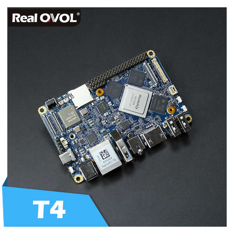 Detail Feedback Questions about RealQvol NanoPC T4 Minimal Rockchip