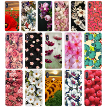 35G Flowers Daisy Plants Fruit Soft TPU Silicone Cover Case for xiaomi redmi 5 plus note 5 pro mi 8