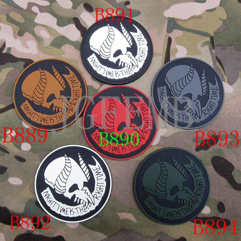 US $5 53 15% OFF|Jormungand Seal Team 9 Morale Military 3D PVC patch  Badges-in Patches from Home & Garden on Aliexpress com | Alibaba Group