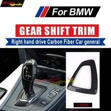 цена на C-Style For BMW E81 E82 E87 E88 F20 118i 120i 125 128 Right hand drive car Carbon Fiber Surround Cover interior trim Decorations