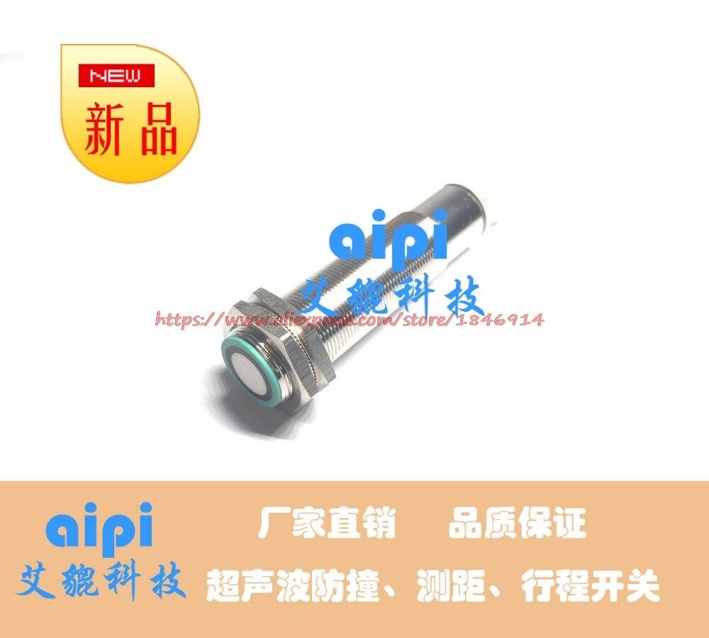 Capteur de détection de diamètre de niveau de matériau à ultrasons UB1000-18-U-1 capteur de tension de tissu