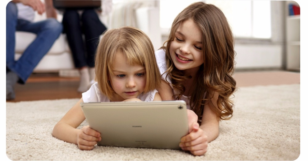 Huawei-mediapad-m5-lite-eye-comfort-mode-for-children