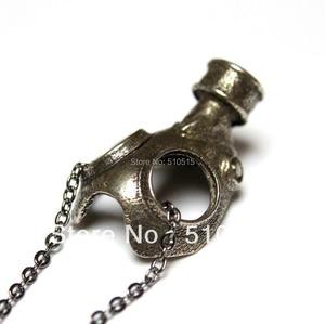 Image 5 - Regalrock Steampunk Anti Oddities Apocalypse Jewelry Gas Mask Pendant Necklace