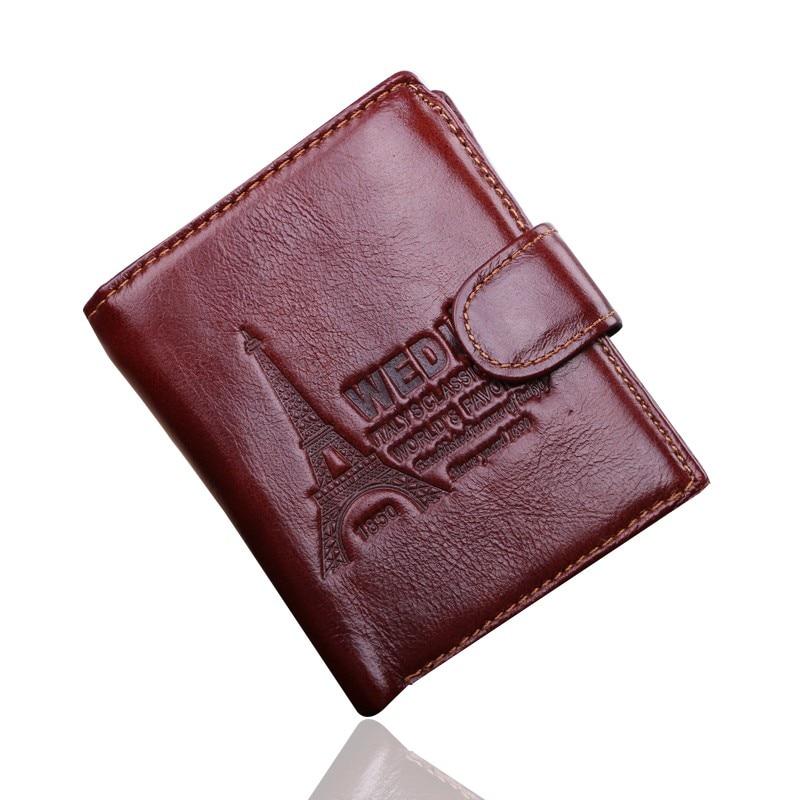 Leather Wallet Cowhide Genuine leather wallets Men Men's Purse Passport Wallet  Wallets Purse Coin Pocket Male Zipper bag 100% real genuine cowhide leather men wallets short bifold wallet wallets purse coin pocket male zipper wallet