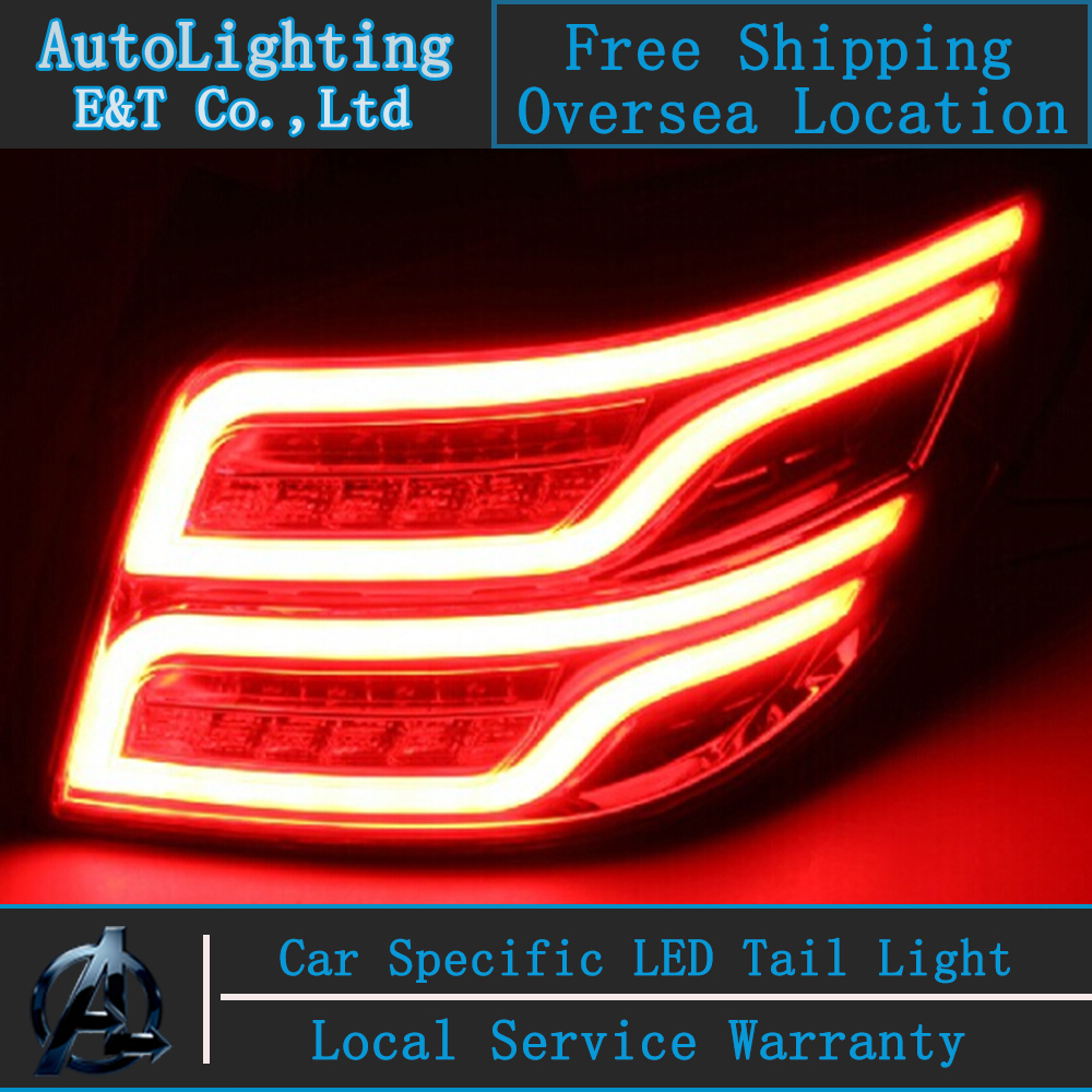 Auto Lighting Style Led Tail Lamp For Chevrolet Cruze Taillight Light Assembly Hatch Back Rear Trunk Cover Drl Signal Brake In Car From