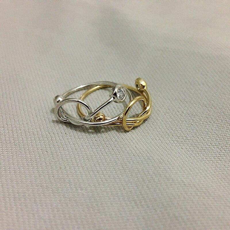simple gold rings for women wwwimgkidcom the image