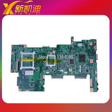 For asus K72DR X72D X72DY A72D HD5470 REV 3.0 laptop motherboard 60-NZWMB1000 100% working