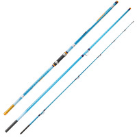 Free Shipping Vector Surf LR 7647 4 2m 3 Section Surf Rod High Carbon Surfcasting Fishing