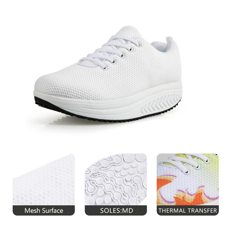 Girls Altezza Le Donne cc1253as Animale Parrot Bellezza Oscillare Signore College Stampato Scarpe cc1251as Per cc1254as cc1250as cc1252as Di Salute Femminile Crescente Studente Elviswords Customized apOt7xO