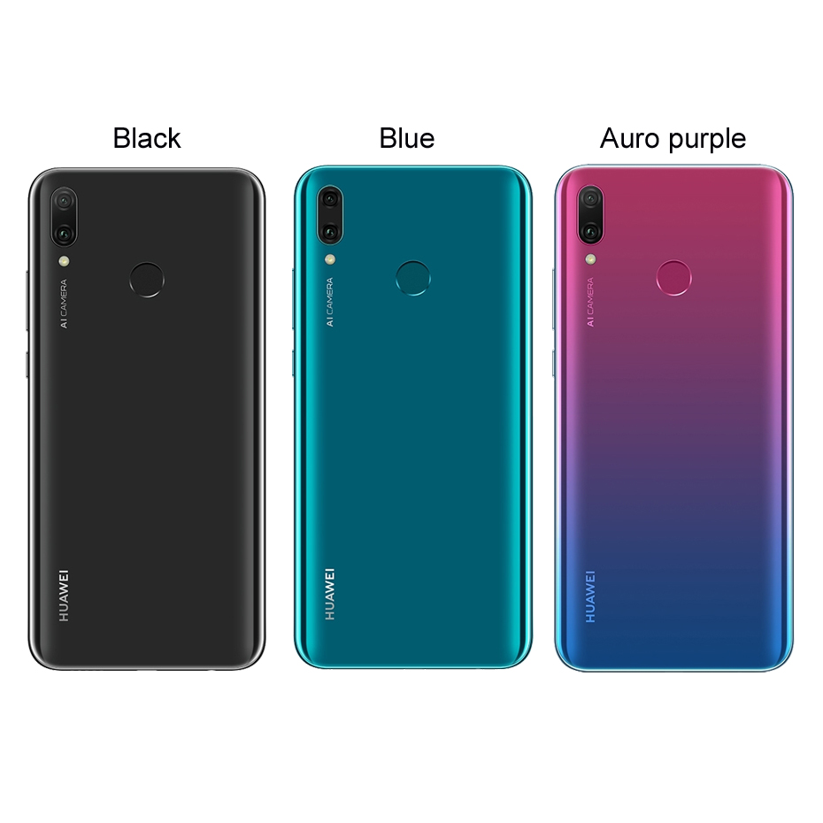 Huawei Smartphone Us 234 9 In Stock Huawei Y9 2019 Enjoy 9 Plus Dual Sim 4000mah Battery Smartphone 6 5 Inch Hisilicon Kirin 710 Octa Core 16mp 4 Camera In Mobile