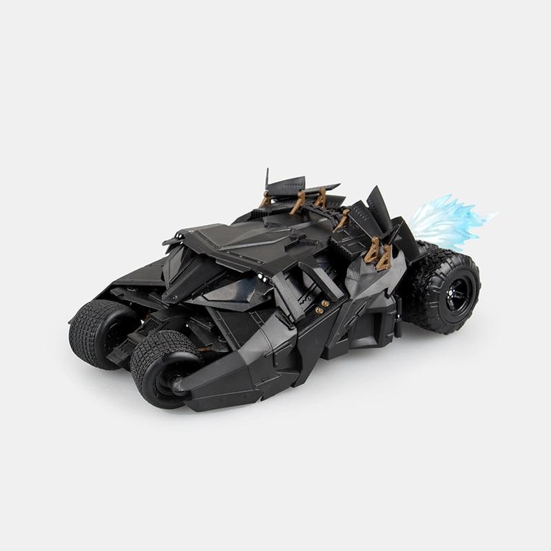 SCI-FI Revoltech Series NO.043 Batman Batmobile Tumbler PVC Action Figure Collectible Model Toy shfiguarts batman injustice ver pvc action figure collectible model toy 16cm kt1840