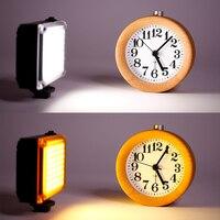 Ulanzi led photo video light on ca