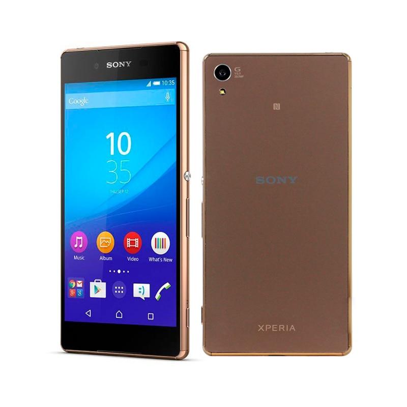 "bilder für Entsperrt celll telefon sony z3 +/z4 5,2 ""dual sim qualcomm810 octa-core 3 gb ram/32 gb rom android 5.0 4g-lte refurbished bedingungen"