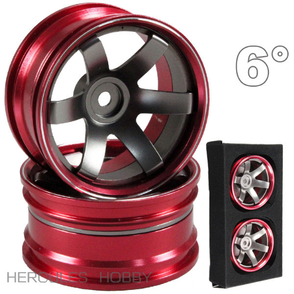 1 10 Rc Car Wheels : Aliexpress buy pcs rc aluminum wheels for car
