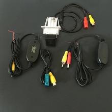 Камера заднего вида для Mercedes Benz C Class W204 S204 C204 2007~ 2011/HD широкоугольная камера заднего вида