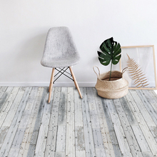 Retro PVC Waterproof Self Adhesive Wall Stickers Removable Wallpapers for kitchen Livingroom Bedroom Furniture Home Decoration