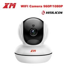 Wifi מצלמה HD 960 P/080 P בית IP מצלמה תמיכת SD כרטיס פאן/להטות ראיית לילה אבטחת מצלמה p2P CCTV מצלמת עם IR Cut XM ICSee