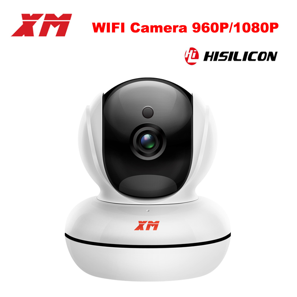 Wifi Camera HD 960P/080P Home IP Camera  Support SD Card Pan/Tilt Night Vision Security Camera P2P CCTV Cam With IR-Cut XM ICSee
