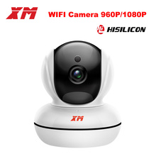 Wifi camera HD 960P/080P home IP Camera  support SD Card Pan/Tilt Night Vision Security Camera P2P CCTV Cam with IR-Cut XM ICSee(China)