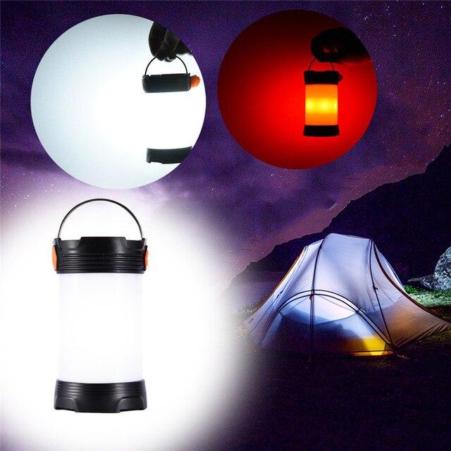 2017 Nieuwste LED Camping Lichten 400LM Multifunctionele Waterdichte ...
