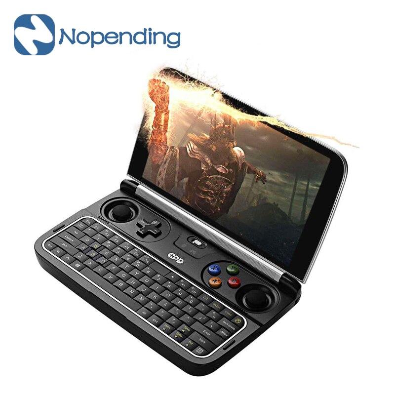 Original WIN 2 Gamepad GPD Tablet PC Intel Core m3-7Y30 Quad Core 6.0 Polegada 1280*720 Windows 10 8 GB/128 GB SSD Jogador Do Jogo Gamepad