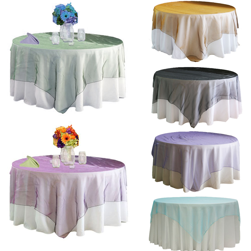 Online get cheap table runners wedding round tables for Inexpensive round tables