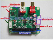 I2S HiFi DAC ES9023 Expansion Board Decode Board Encoder for Raspberry pi B