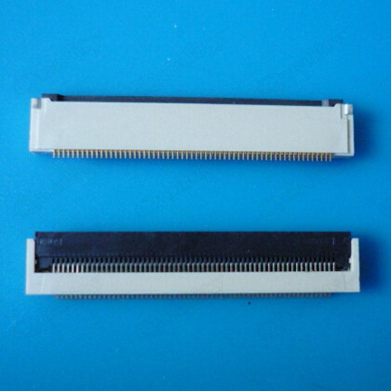 60 Булавки 0.5 мм Гибкие печатные платы разъем Подпушка контакт разъема раскладушка Тип разъем fh28-60s-0.5sh