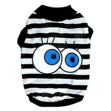 Big Eyes Cotton Sphynx Cat Shirt