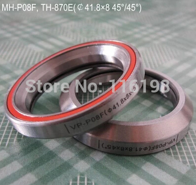 1-1/8 28.575mm bicycle headset bearing MH-P08F TH-870 41.8x8x45 ( 30.6x41.8x8mm, 45/45) bearing MH-P16 ( 52x7x45 ) bearing1-1/8 28.575mm bicycle headset bearing MH-P08F TH-870 41.8x8x45 ( 30.6x41.8x8mm, 45/45) bearing MH-P16 ( 52x7x45 ) bearing