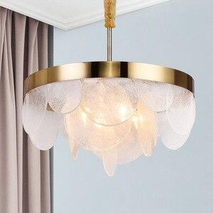 Image 4 - Nordic Aplomb Pendant Lights Modern Led Pendant Lamps White Hanglamp Aluminum luminaria for living room kitchen light fixtures