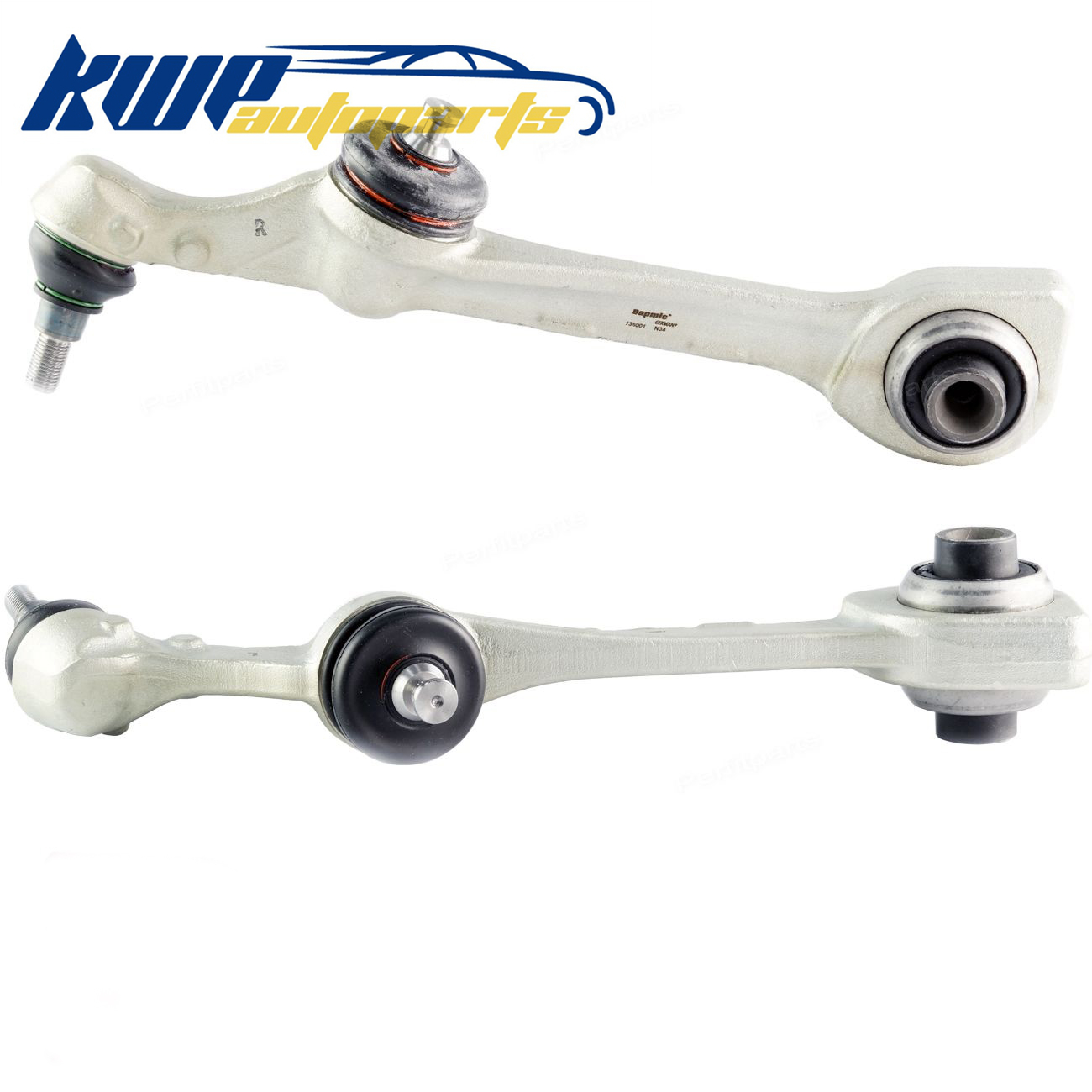 Control Arm Left and Right Front Lower Rearward For Mercedes W221 S400 S550 600 S63 S65 AMG 07-13 #221 330 8207 ; 221 330 8107 решетка на капот w221 amg в киеве