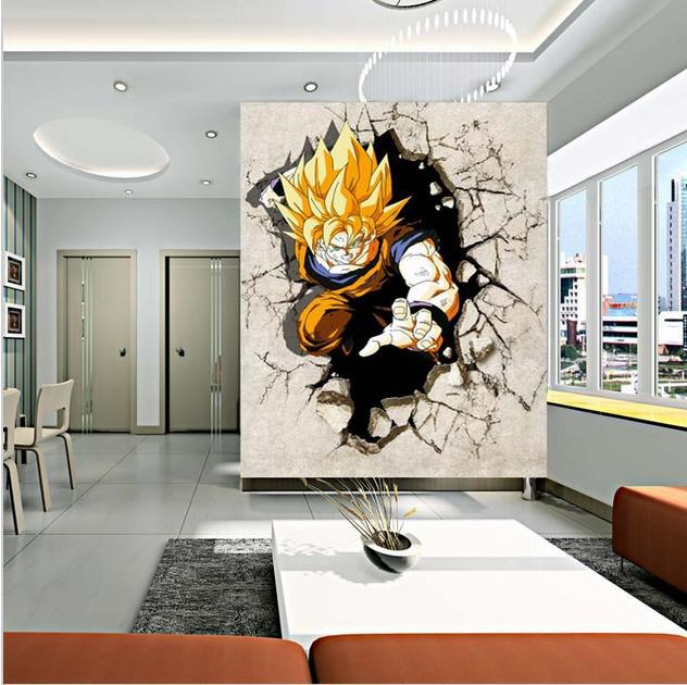 Ball Backpack Picture More Detailed Picture About Cartoon TV - Dragon ball z wall decals