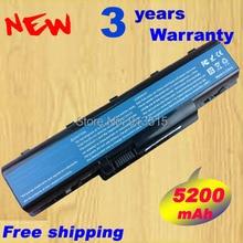 [Специальная цена] Новый 6 ячеек ноутбук Батарея для Acer Aspire 5536 г 5542 5732zg 5735Z 5738 5738pg 4230 4310 4320 4336 4520 г 4540