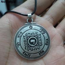 Ultimate Love Key Of Solomon Seal Pendant Wicca Pagan Talisman Necklace gerina dunwich wicca love spells