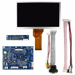 """Image 2 - 7 """"Tft Lcd Display AT070TN92 con Vga Av Osd Scheda di Controllo Lcd"""