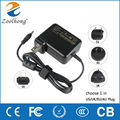 AC laptop power adapter 19.5V 3.34A for Dell Vostro 5470 5560 5460D-2528S 5470D-1628 5560D-1328 FA90PM111 YY20N  AU/EU/UK Plug