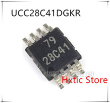 NEW 10PCS/LOT UCC28C41DGKR UCC28C41 28C41 MSOP-8 IC