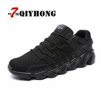 2018 Hot Sales Casual Shoes For Men Fashion Light Breathable Cheap Lace Up Male Shoes Super